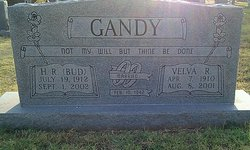 Velva Ruth <i>Zinn</i> Gandy
