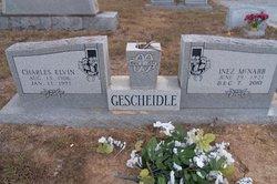 Charles Elvin Gescheidle