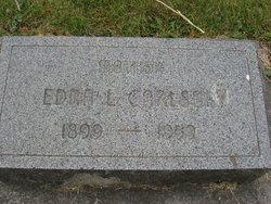 Edna Estella <i>Larson</i> Carlson