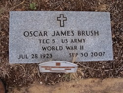 Oscar James Brush