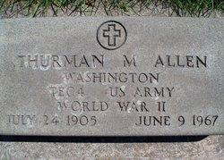 Thurman Miller Allen