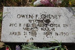 Owen F. Cheney