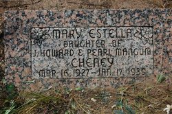 Mary Estella Cheney