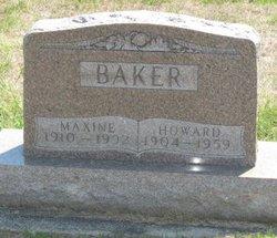 Maxine G <i>Coble</i> Baker