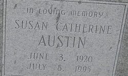 Susan Catherine Austin
