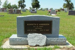 Kenneth E Andy Anderson