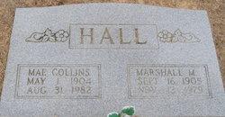 Marshall M. Hall