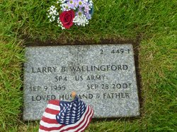 Larry Burle Wallingford