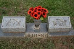 C. Belle <i>Clark</i> Bethany