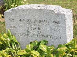 Rosa B <i>Botehlo</i> de Mello