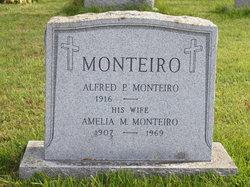 Amelia M <i>Mello</i> Monteiro