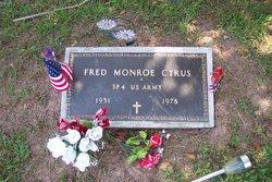 Fred Monroe Freddie Cyrus