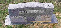 Audrey <i>Dodd</i> Williams
