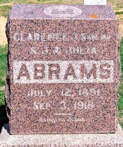 Clarence J Abrams