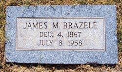 James Monroe Brazele