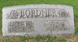 Anna M. <i>Shutt</i> Bordner