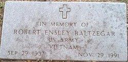 Robert Ensley Baltzegar