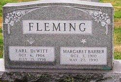 Earl DeWitt Fleming