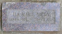 Ila Marie Bacon
