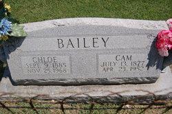 Paul Camon Bailey