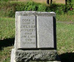 Cora J Appleby