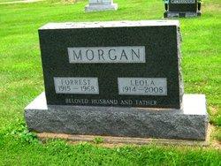 Forrest Morgan