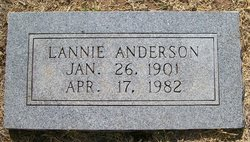 Lannie Anderson