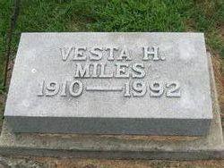 Vesta <i>Hanna</i> Miles