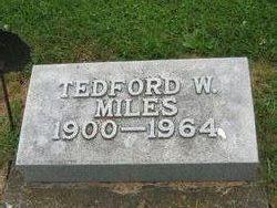 Tedford W Miles