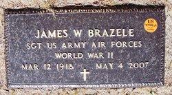 James W. Brazele