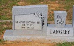 Glaston Rayvon Langley, Sr