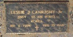 Leslie J. Sonny Canright