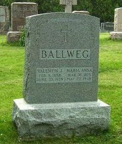 Valentin J. Ballweg