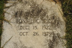 Bonnie C Rich