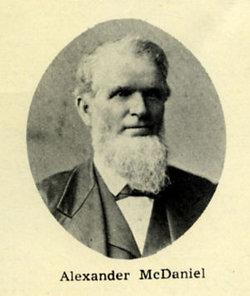 Alexander McDaniel