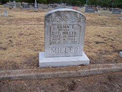 Lena Elizabeth <i>Ross</i> Miller