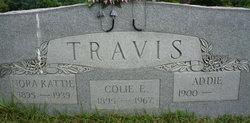 Colie Erwin Travis
