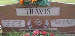 Edna Ruth <i>McGaha</i> Travis