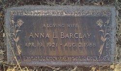 Anna L Barclay