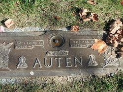 Katherine Celia Kitty <i>Cornwell</i> Auten