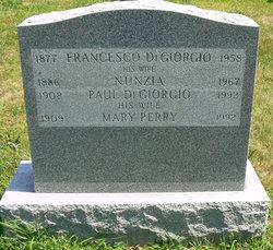 Mary <i>Perry</i> DiGiorgio