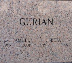 Dr Samuel Gurian