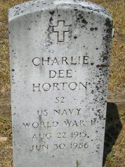 Charlie Dee Horton