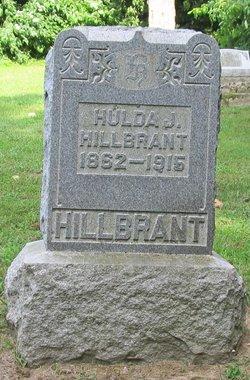 Hulda J Hillbrant