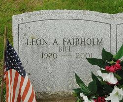 Leon Arthur Fairholm