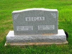 Cora <i>Allison</i> Morgan