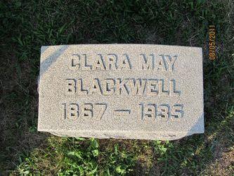 Clara May Blackwell