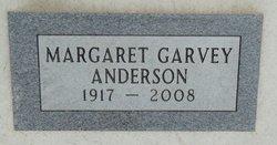Margaret <i>Garvey</i> Anderson