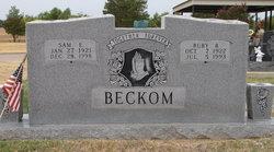 Ruby <i>Boone</i> Beckom