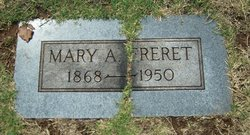 Mary Watts <i>Allen</i> Freret